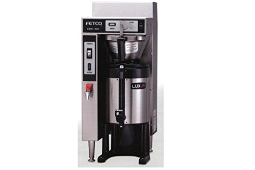 Fetco Single 1.5 Gallon Thermal Coffee Brewer Cbs-51H-15-C51036