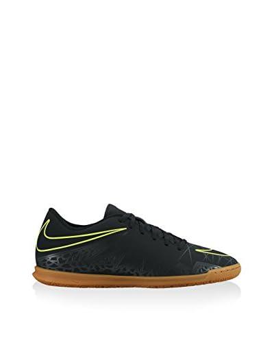 Nike Sneaker Hypervenom Phade II Ic schwarz