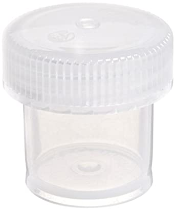 Nalgene Polycarbonate Straight-Side Wide-Mouth Jars