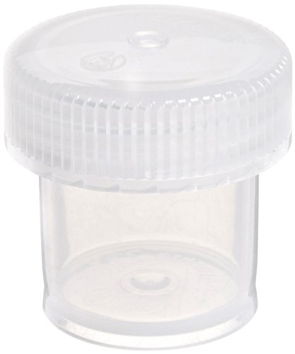 Nalgene Polycarbonate Straight-Side Wide-Mouth Jars, 30Ml Capacity, 36Mm O.D. X 48Mm H (Case Of 72) front-481610