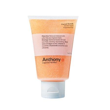 Anthony Facial Scrub  All Skin Types (8 oz)
