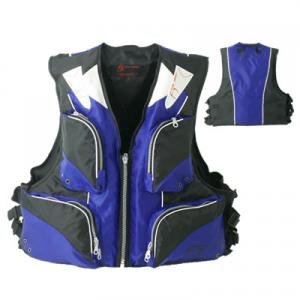 Cheap bargains! Floating best FV-6001 blue x black life jacket