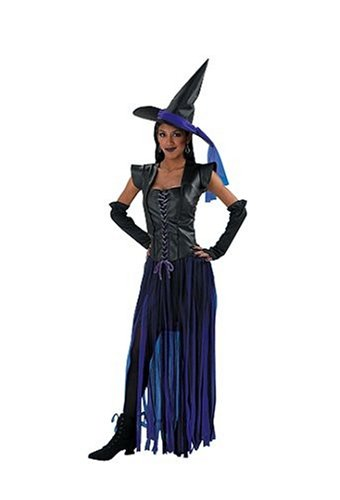 Immortalia The Gothic Witch Deluxe Adult Costume Fits up to size 16