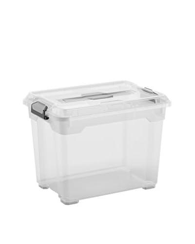 KIS Set 5 Cajas Moover Box S Trasparente