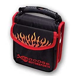 Dodge Motorsports 32 Disc CD/DVD Carrying Case