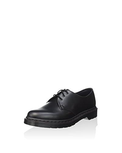 Dr. Martens Zapatos de cordones 1461 Mono Smooth Negro