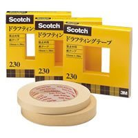 ドラフティングテープ 230-3-24