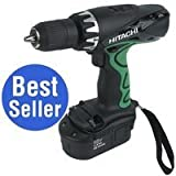 HITACHI 18V Combi Drill (Bare Unit) (DV18DVC/L4)
