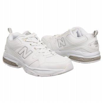 New Balance 609 Men's Walking Shoes (9EE, White)