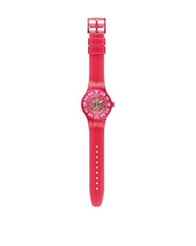 Swatch Orologio al Quarzo Unisex Deep Berry 44 mm