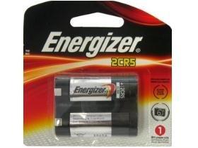Energizer 2CR5 6 Volt Lithium Battery 245, dl245, el2cr5, kl2CR5
