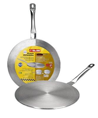 ibili Heat Diffuser Plate, Silver,