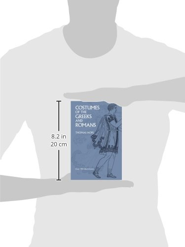 Costumes of the Greeks and Romans (Dover Fashion and Costumes)