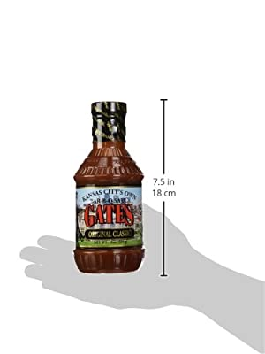 Gates Original Classic Bar-B-Q Sauce - 2 Pack