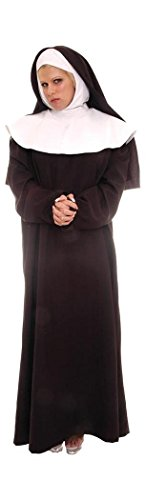 Adult Mother Superior Nun Costume