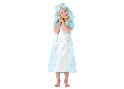 Rubies Fancy Dress Costume Mary One Size Childs Costume