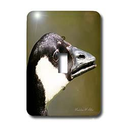 SmudgeArt Bird Artwork Designs - Canada Goose - Bird Photography - Light Switch Covers - single toggle switch