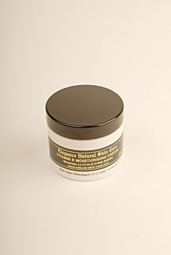 Elegance Natural Skin Care Vitamin E Moisturising Cream 50g