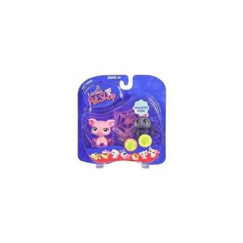Picture of Hasbro Littlest Pet Shop Pet Pairs Figures Pig & Spider (B000UUCZ6C) (Hasbro Action Figures)