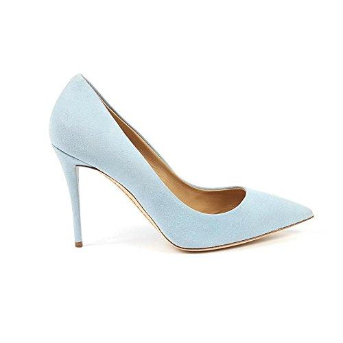 Decollete Donna Giuseppe Zanotti E46110 - Colore - Azzurro, Taglia scarpa - 40