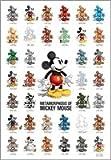 1000ピース メタモルフォシスオブミッキーマウス DM-1000-300