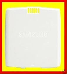 New OEM Samsung A767 Propel Battery Door - Red / White
