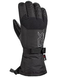 Dakine Men\'s Leather Scout Gloves, Black, 2XL
