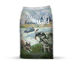 Taste of the Wild Pacific Stream Puppy - Smoked Salmon - 5 lb