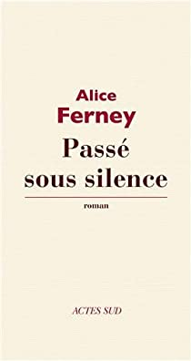 Passé sous silence par Ferney