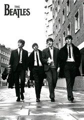 ビートルズ / in london ポスター