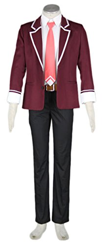Going Coser 11 Eyes Kouryoukan Academy School Boys Uniform Cosplay Costume