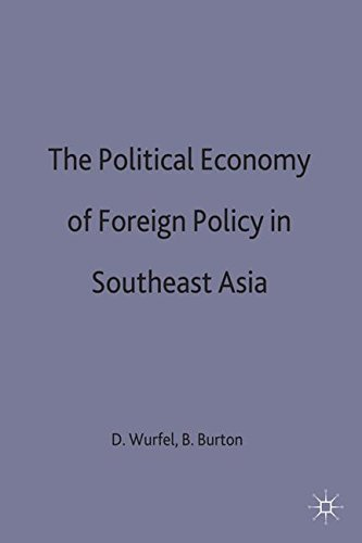 Polit Econ of Foreign Polic in Se Asia (International Political Economy Series)