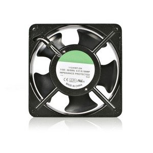 Startech,.Com 12Cm Ac Fan Kit For Server Rack Cabinet Rack Fan Kit (115 V) Black For Startech,.Com 12U 19In