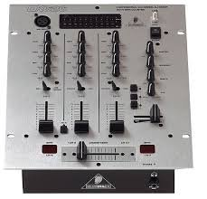 Behringer Pro Mixer DX626 dj mixer professionale con contatore BPM e integrato