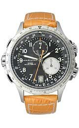 Hamilton Men's H77612933 Khaki Field Chronograph Watch