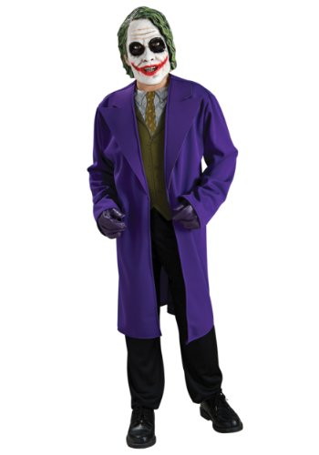 Tween The Joker Costume (Includes Mask!) at Gotham City Store