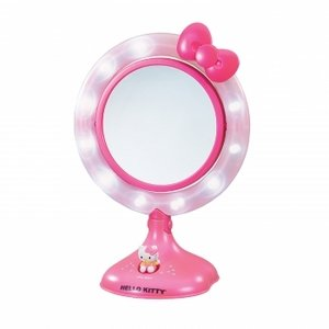 Hello Kitty Kt3020 Lighted Make-Up Mirror front-924388