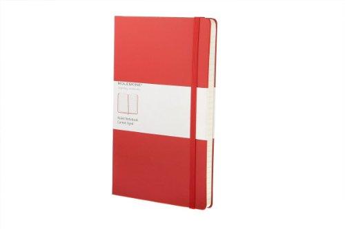 310UTv5nv3L. SL500  Moleskine Classic Notebook, Large, Ruled, Red, Hard Cover (5 x 8.25) (Classic Notebooks)