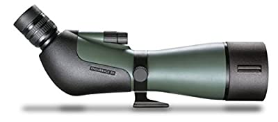 Hawke Sport Optics Endurance ED 20-60x85 Spotting Scope, Green by Hawke Sport Optics