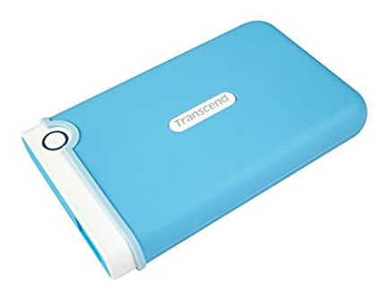 Transcend TS2TSJ25M3B 2 TB Wired External Hard Disk