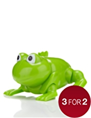 Wind Up Frog Toy