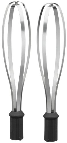 Waring Commercial WSBWP Big Stix Immersion Blender Whipping Paddle Set, 10-Inch, Set of 2 (Stick Blender Waring compare prices)