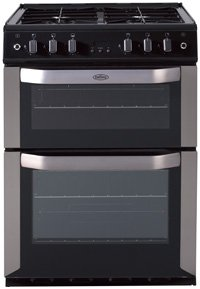 Gas Twin Cavity Cooker from Glen Dimplex