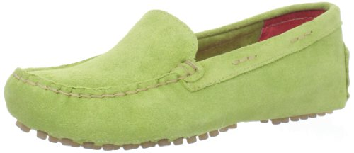 Lauren Jones Women's Mindy Loafer,Green,7.5 M US
