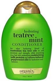 Organix Tea Tree Mint Hydrating 380 ml Shampoo + 380 ml Conditioner (Combo Deal) (Shampoo & Haarspülungs Sets)