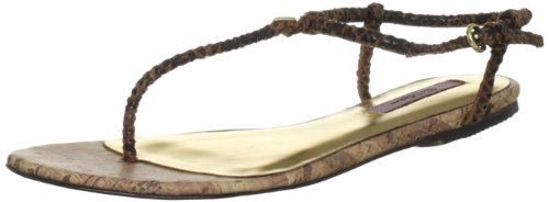 Ted Baker Women's Ajania Exotic Ankle Strap 9-11500 7 UK