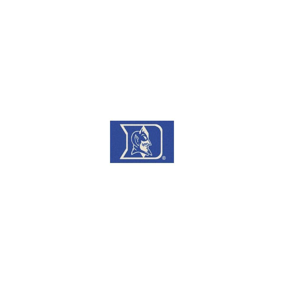 1a715bae9732 Duke Blue Devils 3 10x 5 4 Team Spirit Area Rug on PopScreen