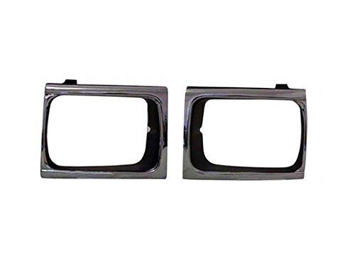 92-95 94 TOYOTA PICKUP 4WD HEADLAMP HEADLIGHT DOOR SET (94 Toyota Headlights compare prices)