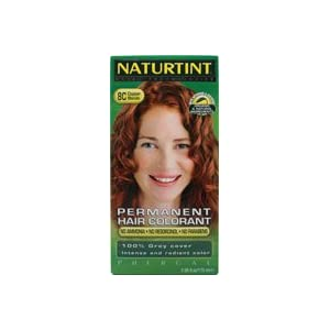 Naturtint Hair Color on Amazon Com  Naturtint Permanent Hair Color 8c   Copper Blonde    5 98