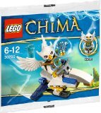 LEGO Chima Ewars Acro Fighter Legends 30250